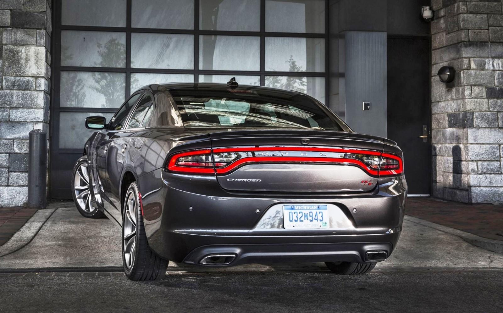 2016 Dodge Charger Pursuit