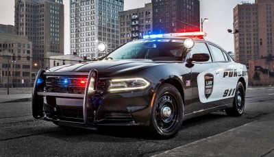 2016 Dodge Charger Pursuit