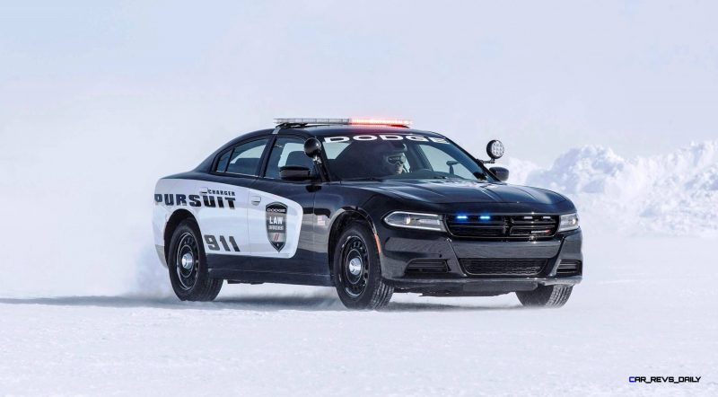 2016 Dodge Charger Pursuit V-8 AWD