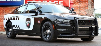 2016 Dodge Charger PURSUIT 17
