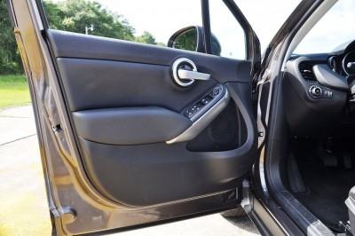 2016 Fiat 500X Interior 1