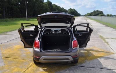 2016 Fiat 500X Interior 15