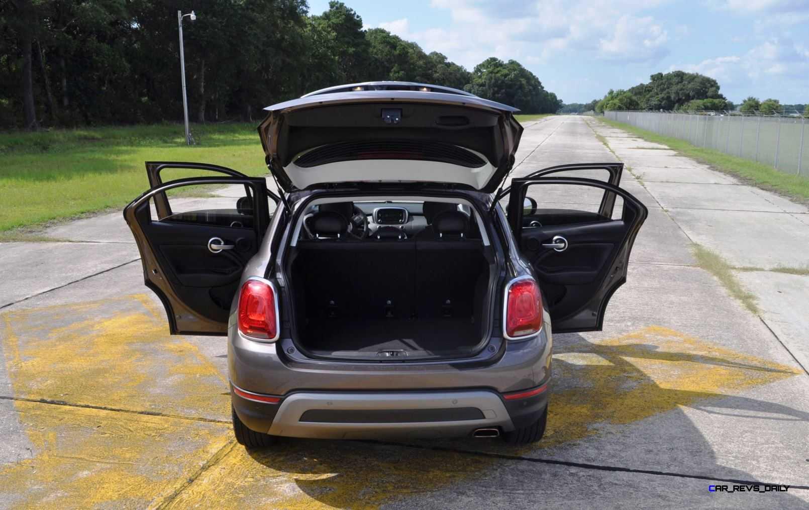 Fiat X Interior
