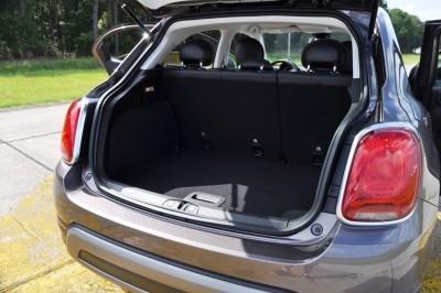 2016 Fiat 500X Interior 16