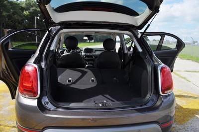 2016 Fiat 500X Interior 17