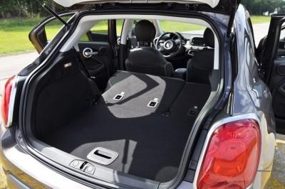 2016 Fiat 500X Interior 18