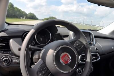 2016 Fiat 500X Interior 2