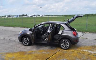 2016 Fiat 500X Interior 20