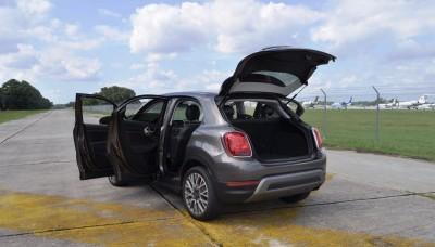 2016 Fiat 500X Interior 21