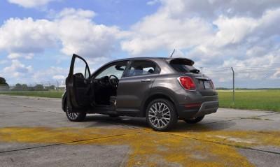 2016 Fiat 500X Interior 23