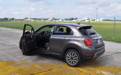 2016 Fiat 500X Interior 24