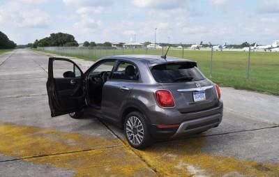 2016 Fiat 500X Interior 25