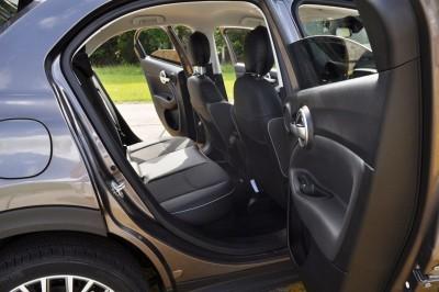2016 Fiat 500X Interior 7