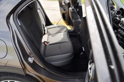 2016 Fiat 500X Interior 8