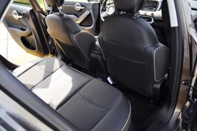2016 Fiat 500X Interior 9