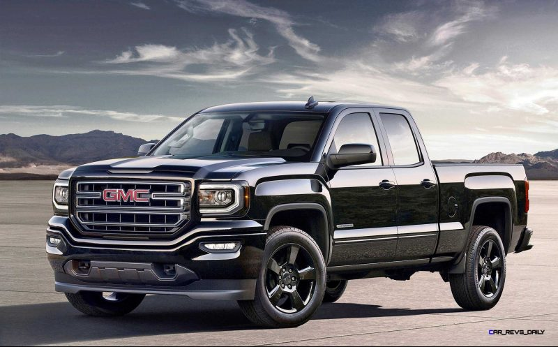 2016 GMC Sierra ELEVATION Edition  1