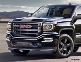 2016 GMC Sierra ELEVATION Edition Revealed Ahead of February Showroom Arrival