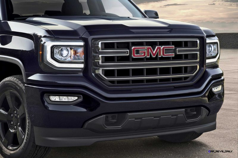 2016 GMC Sierra ELEVATION Edition  4