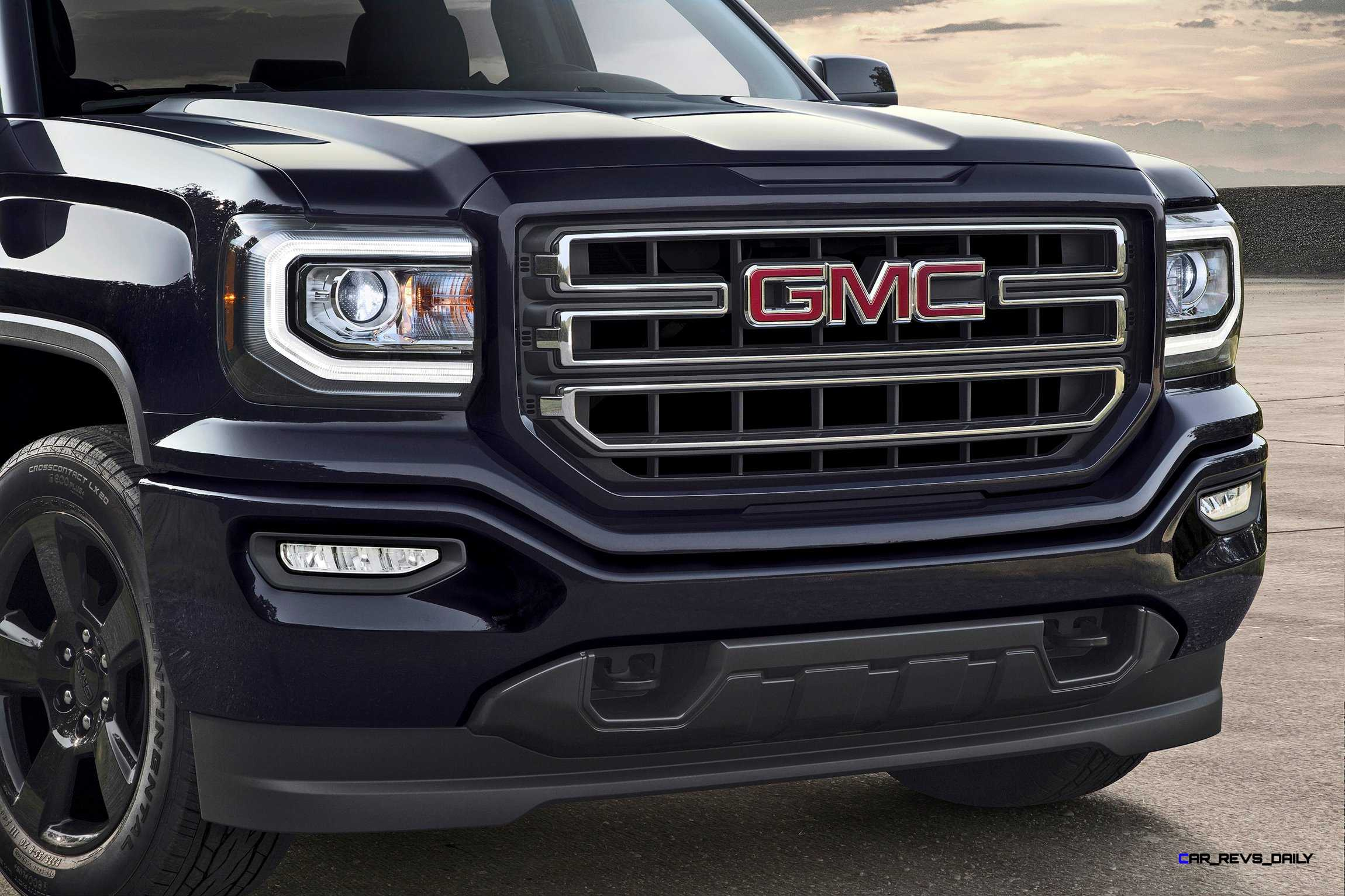 2016 gmc sierra elevation edition. Black Bedroom Furniture Sets. Home Design Ideas