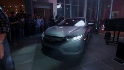 2016 Honda Civic Sedan 14