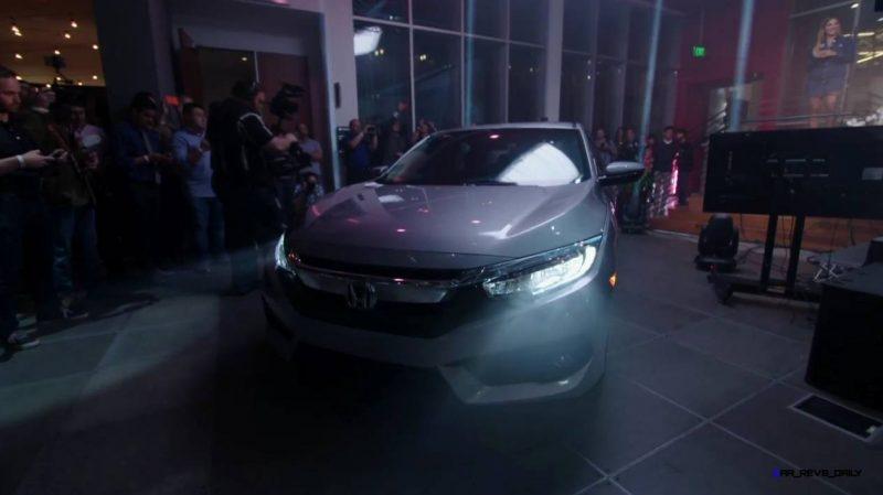 2016 Honda Civic Sedan 15
