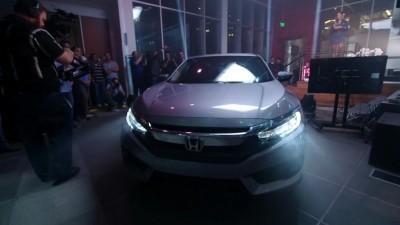 2016 Honda Civic Sedan 16