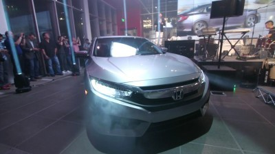 2016 Honda Civic Sedan 18