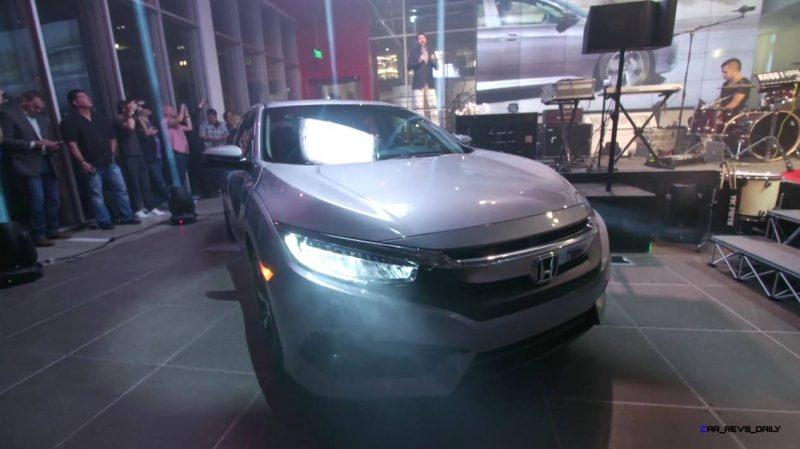 2016 Honda Civic Sedan 19