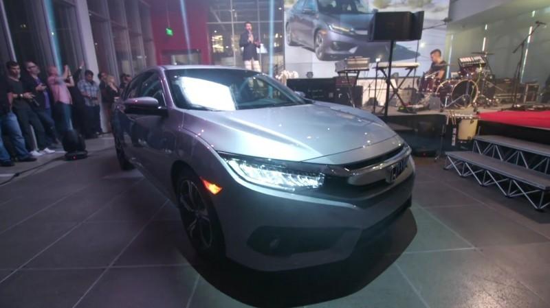 2016 Honda Civic Sedan 21
