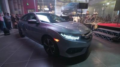 2016 Honda Civic Sedan 23