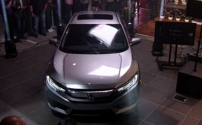 2016 Honda Civic Sedan 29