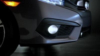 2016 Honda Civic Sedan 45
