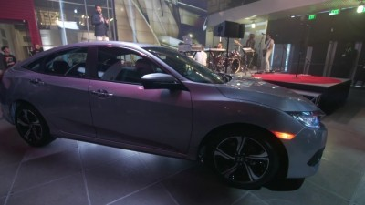 2016 Honda Civic Sedan 55
