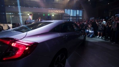 2016 Honda Civic Sedan 6