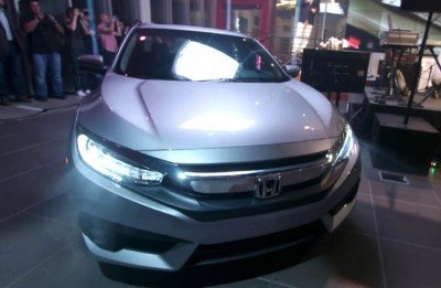 2016 Honda Civic Sedan 61