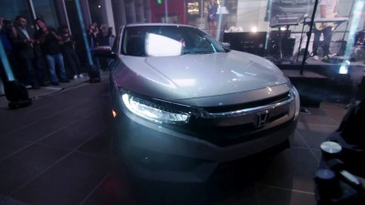 2016 Honda Civic Sedan 8