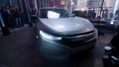 2016 Honda Civic Sedan 8