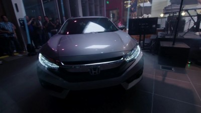 2016 Honda Civic Sedan 9