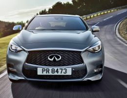 2016 INFINITI Q30 Makes Global Debut Ahead of January Arrival to USA Showrooms