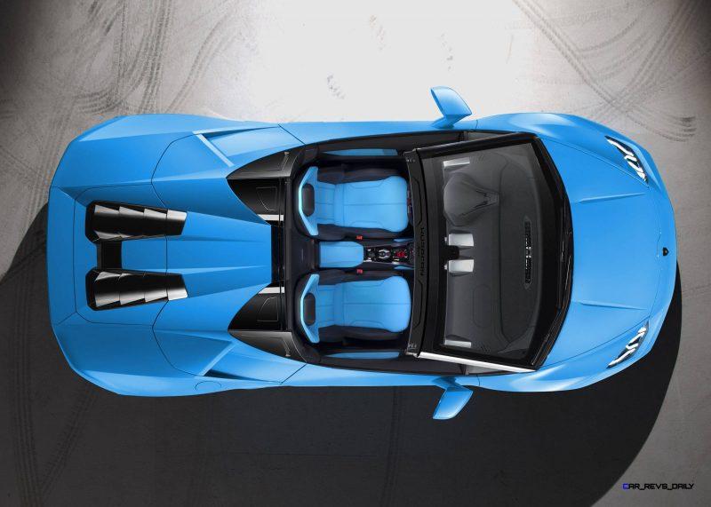 2016 Lamborghini Huracan LP 610-4 Spyder 1
