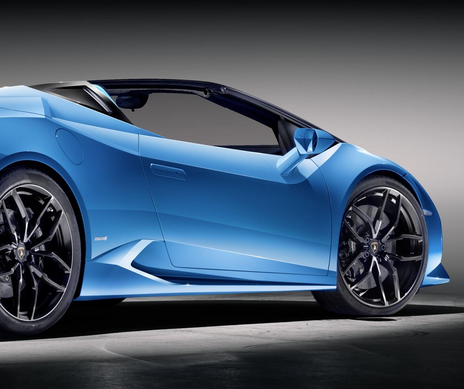 Lamborghini: 2016 Lamborghini Huracan SPYDER