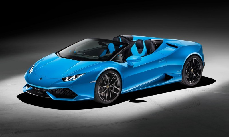 2016 Lamborghini Huracan LP 610-4 Spyder 15
