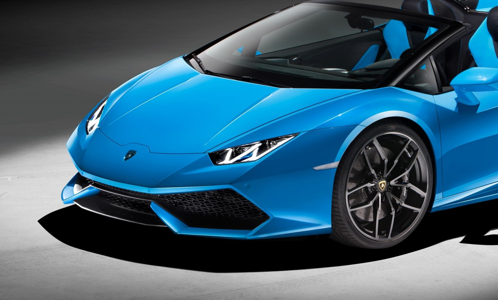 2016 lamborghini huracan spyder. Black Bedroom Furniture Sets. Home Design Ideas