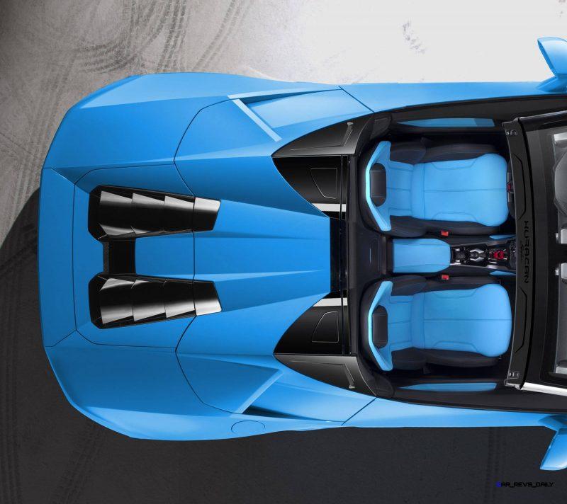 2016 Lamborghini Huracan LP 610-4 Spyder 2