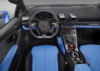 2016 Lamborghini Huracan LP 610-4 Spyder 6