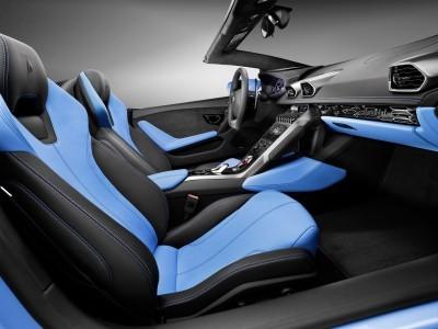 2016 Lamborghini Huracan LP 610-4 Spyder 7