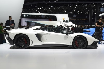 2016 Lamborghini Huracan SPYDER - Frankfurt IAA 10
