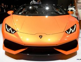 Update3 –  2016 Lamborghini Huracan SPYDER Is Rolling Climax!