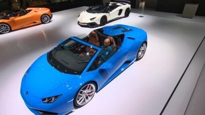 2016 Lamborghini Huracan SPYDER - Roof Sequence Stills 1 copy