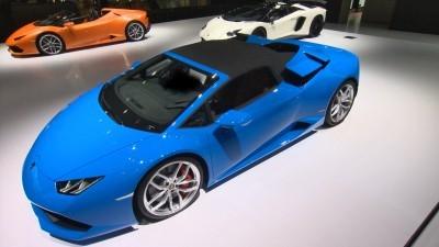 2016 Lamborghini Huracan SPYDER - Roof Sequence Stills 119 copy